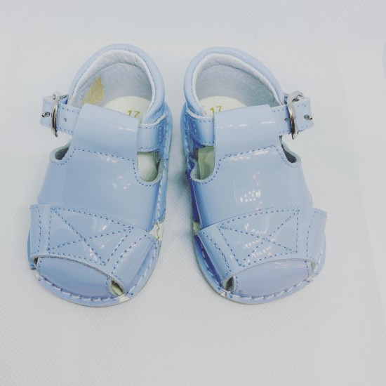 Blue Full Sandal by Pretty Originals 08184